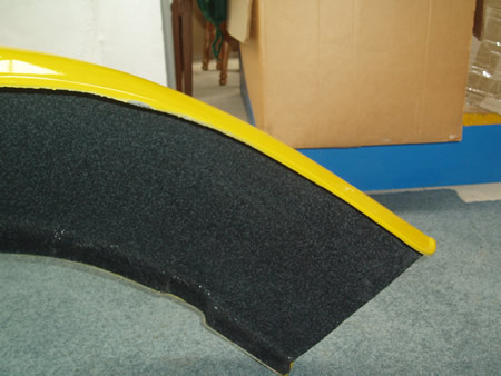 Fibreglass 32 Ford Guard