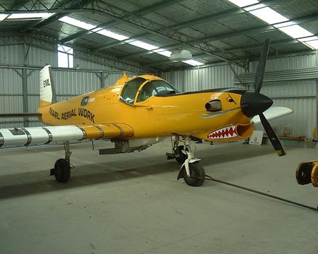 Aeroplane Underwing Application