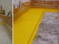 Flooring - Valve pressure Testing Room
